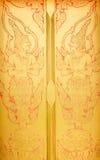 Felik thai stilmålning Royaltyfri Fotografi