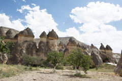 felika cappadocialampglas Royaltyfria Bilder