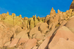 felika cappadocialampglas Royaltyfri Foto