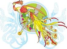 felika fåglar royaltyfri illustrationer