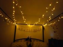 felika lampor Royaltyfria Bilder