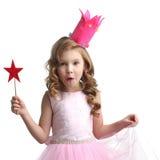 felikt little magisk wand Royaltyfri Foto