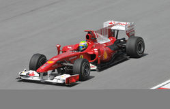 Felipe Massa Stock Foto's