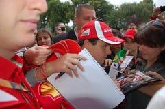 Felipe Massa Royalty Free Stock Photography