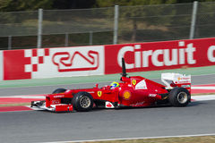 Felipe Massa (BRA) driving Stock Photo