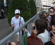 Felipe Massa Stock Photo
