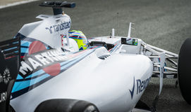 Felipe Massa royalty free stock image