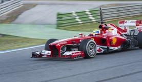 Felipe Massa Royalty Free Stock Image