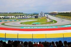 Felipe Massa (équipe Ferrari) Image stock