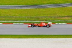 Felipe Massa (team Scuderia Ferrari) Stock Images