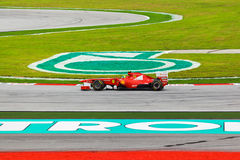 Felipe Massa (team Scuderia Ferrari) Stock Image