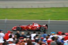 Felipe Massa Wins again Stock Photo