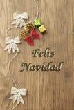 Felis Navidad Zdjęcia Royalty Free
