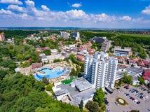 Felix Baths, Romania Medical Spas in Bihor Royalty Free Stock Image
