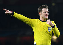 Felix Brych Stock Image