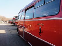 Felix bus royalty free stock photos
