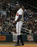 Felix Marte, Rome Braves Royalty Free Stock Images