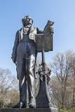 Felix Menedelssohn Statue, Dusseldorf Stock Photos