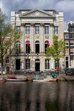 Felix Meritis Building à Amsterdam image stock