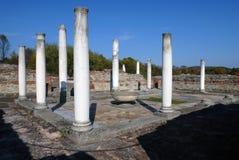 Felix Romiliana. Ancient Roman palace Felix Romuliana near Gamzigrad, Serbia royalty free stock photography