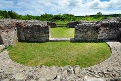 Felix Romuliana, ancient Roman archeological site, Serbia royalty free stock photography