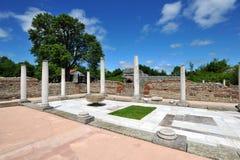 Felix Romuliana, ancient Roman archeological site, Serbia royalty free stock photos