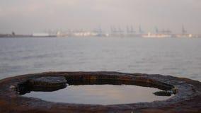 Felixstowe-Docks Lizenzfreie Stockbilder