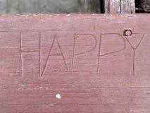 Feliz Imagen de archivo libre de regalías