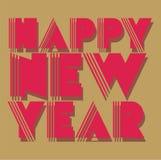 Feliz Año Nuevo 07 Fotos de archivo libres de regalías