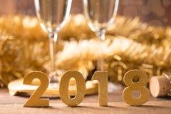 Feliz Año Nuevo Imagenes de archivo