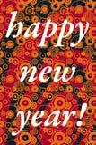 Feliz Año Nuevo Fotos de archivo
