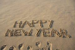 Feliz Año Nuevo Fotos de archivo libres de regalías