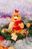 Feliz Año Nuevo, año del gallo Fotos de archivo libres de regalías