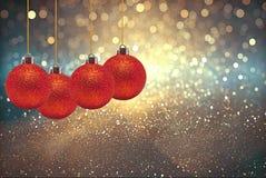 Feliz Año Nuevo 2017 en fondo abstracto Foto de archivo libre de regalías