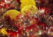 Feliz Año Nuevo y Feliz Navidad Fotos de archivo libres de regalías