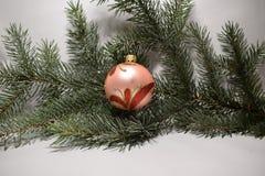 Feliz Año Nuevo y la Navidad Foto de archivo
