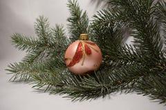 Feliz Año Nuevo y la Navidad Foto de archivo libre de regalías