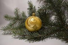 Feliz Año Nuevo y la Navidad Fotografía de archivo