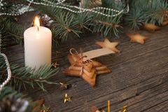 Feliz Año Nuevo y Feliz Navidad Fondo Imágenes de archivo libres de regalías
