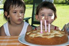 Feliz aniversario Foto de Stock Royalty Free