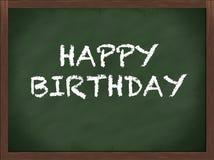 Feliz aniversario Fotografia de Stock Royalty Free