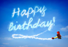 Feliz aniversario Foto de Stock