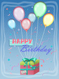Feliz aniversario! Imagens de Stock