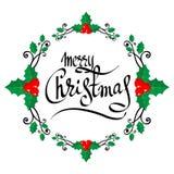 Feliz christmas-13 Imágenes de archivo libres de regalías