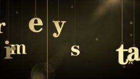 Feliz Christmas_088 almacen de metraje de vídeo