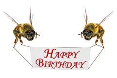 ¡Feliz cumpleaños! Imágenes de archivo libres de regalías