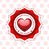Feliz Dia De San Valentin, Te Amo, Gelukkige Valentijnskaarten Dag I Liefde u Spaanse tekst royalty-vrije illustratie