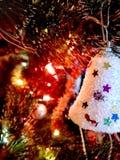 Feliz foto de los cristmas Foto de archivo libre de regalías