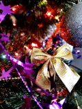 Feliz foto de los cristmas Imágenes de archivo libres de regalías