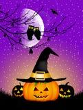 Feliz Halloween Fotografía de archivo libre de regalías